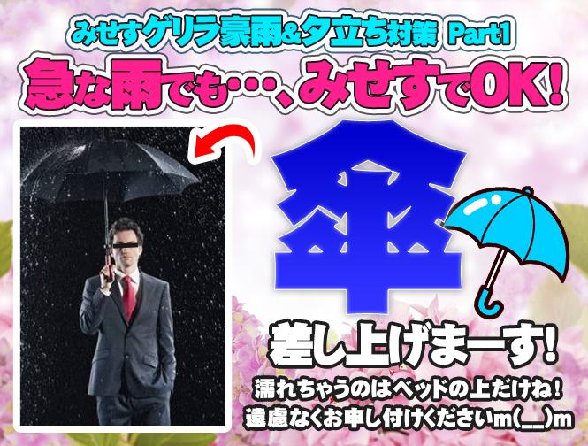 傘プレゼント